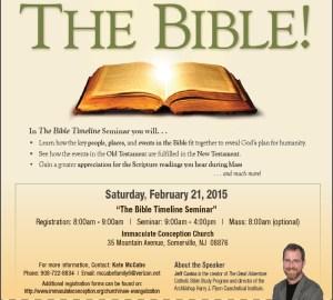 Jeff Cavins Somerville NJ _Great Adventure Bible Series