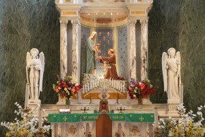 Catholic Altar Rail