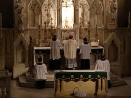 Catholic Church Altar _02jpg