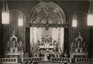 What A Catholic Church Looks Like - Saint Stanislaus