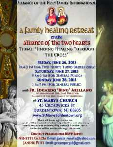 Two Hearts Retreat Flyer June 2015