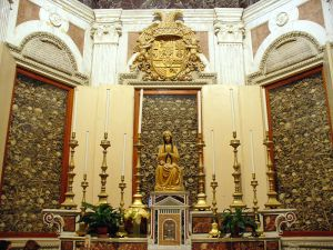 Skulls of the Otranto Martyrs At The Orantro Cathedral