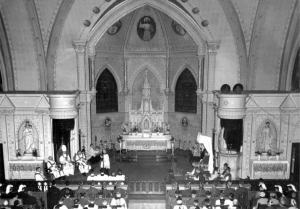 Catholic Cathedral & Bishop