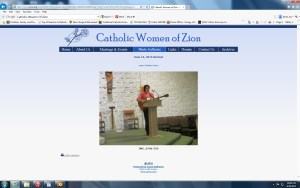 Catholic Women Of Zion - Hetrodox Photo_003