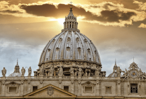 Vatican 2015 - Obscured By Clouds