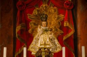 Christ The King Twice Burned