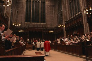Princeton NJ's Gothic Chapel