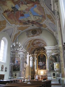 Servites Church and High Altar in Austria -_Innsbruck_-_Servitenkirche