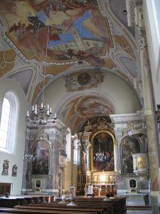 Servites Church and High Altar in Austria -_Innsbruck_-_Servitenkirche