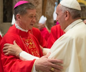 Cupich Echoing The Popes Support For Holy Communion To The Divorced And Remarried