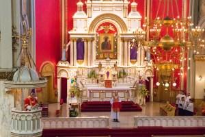 St Josaphat Church, Detroit, Michigan For Palm Sunday 2016