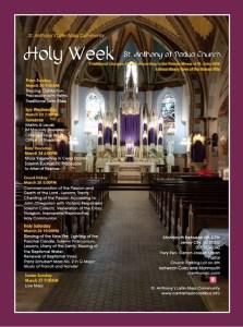 St_Anthony_Padua_Jersey City NJ Holy Week