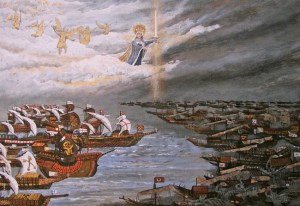Battle of Lepanto and Our Lady of Victory
