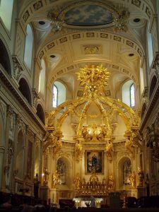 Our Lady Of Quebec _ Basilique-Cathédrale_Notre-Dame-de-Québec_-_interior