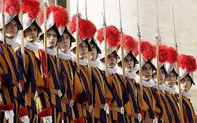 The Papal Guard - Guards Rome's Darkest Hours