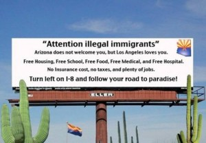 Arizona Bill Board