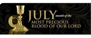 Most Precious Blood Of Christ