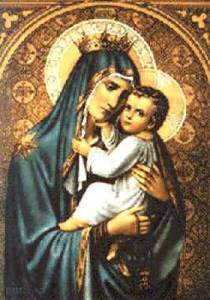 Our Lady of Mount Carmel Of_aylesford_England