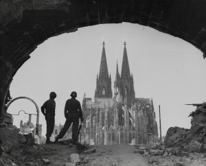 wwii-photograph-of-a-roman-catholic-church-in-ruins-from-the-nationalgeographic-archives