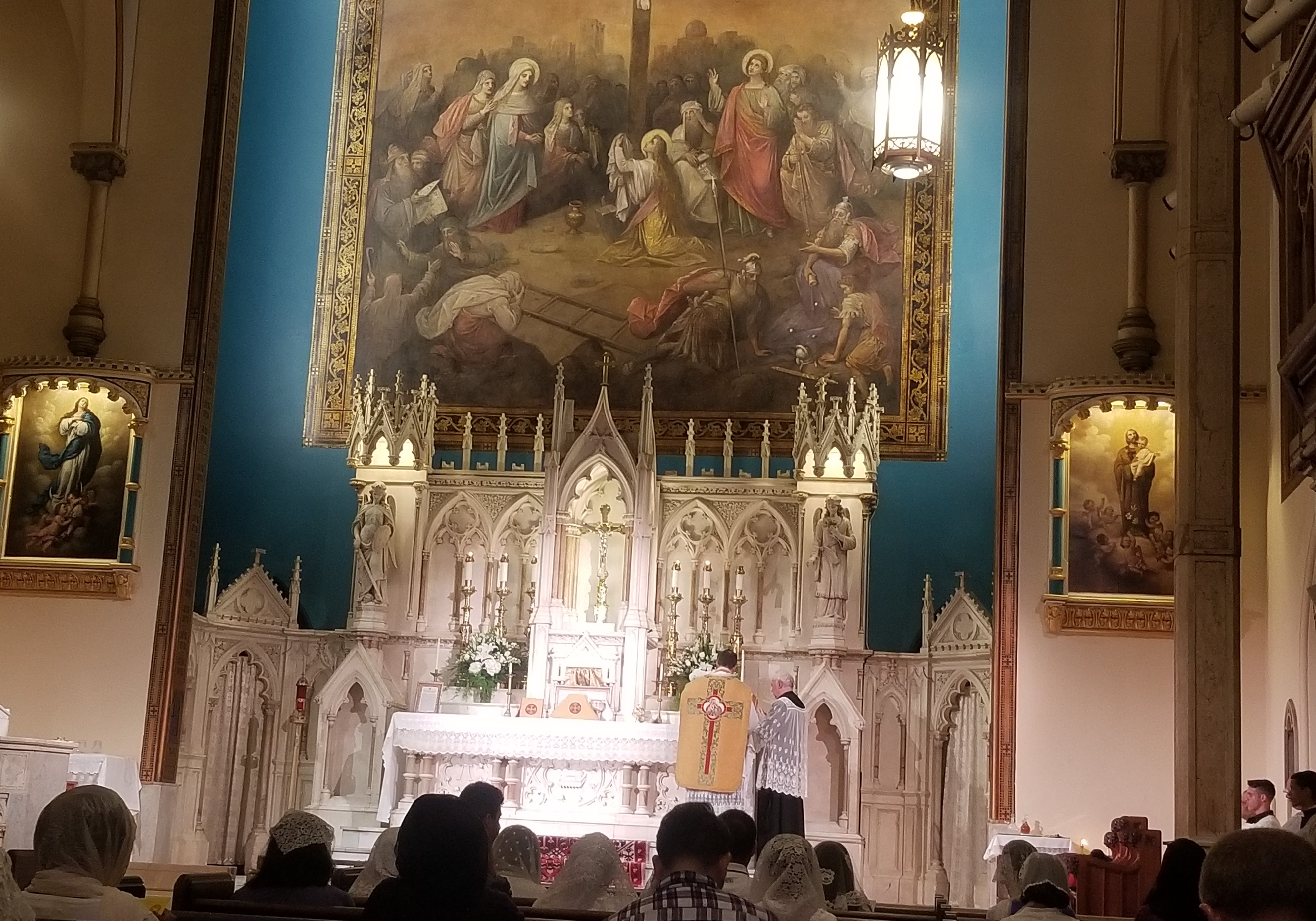 Holy Innocents NYC – The Restoration vs  The Tribal