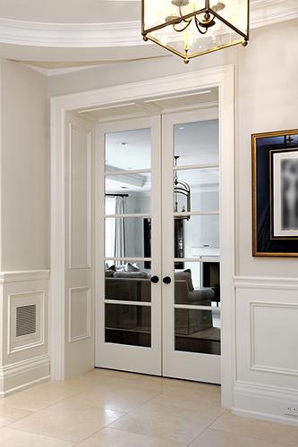 Custom Interior French Doors Gallery Traditional Door