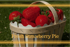 Fresh Strawberry Pie Recipe and other fresh strawberry tips. traditionalhomemaker.com