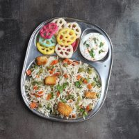Vegetable Pulao | Pulav recipe