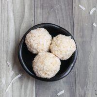 Coconut Laddu | Thengai laddu