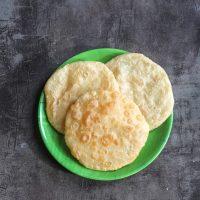 Sojji Appam | sweet poori