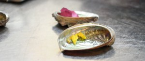 Abalone - Ocean - Chef Bee Satongun - Traditional Thai Food