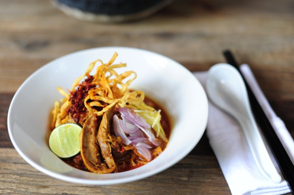 Recipe Image - Kao Soi with Duck