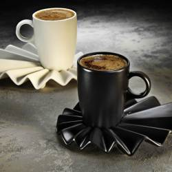 Kutahya Porcelain Adora Coffee Set For Two Person