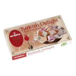 Koska Mixed Flavoured Turkish Delight 500 Gr.