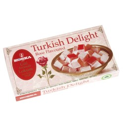 Koska Rose Flavoured Turkish Delight 500 Gr.