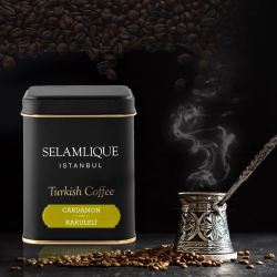 Selamlique Turkish Coffee – Cardamon