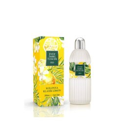 Eyup Sabri Tuncer Lemon Cologne 200 ml - Glass Bottle