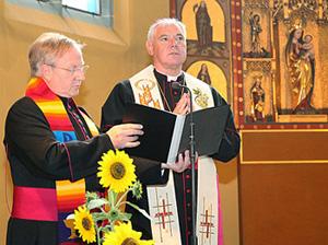 Arzobispo Mueller oración protestante