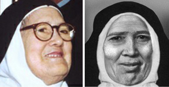 Two Sister Lucys old