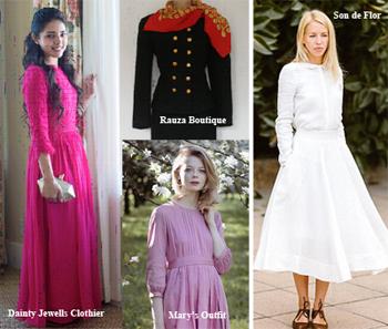 modas de dama