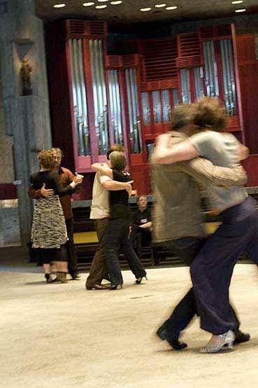 Tango pastoral suizo