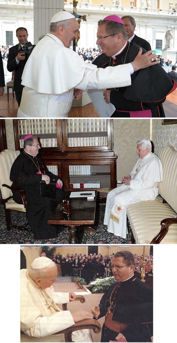 Obispo Fernando Rifan el traidor del tradicionalismo 02
