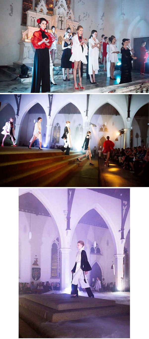 desfile de moda en la Iglesia Católica - 2