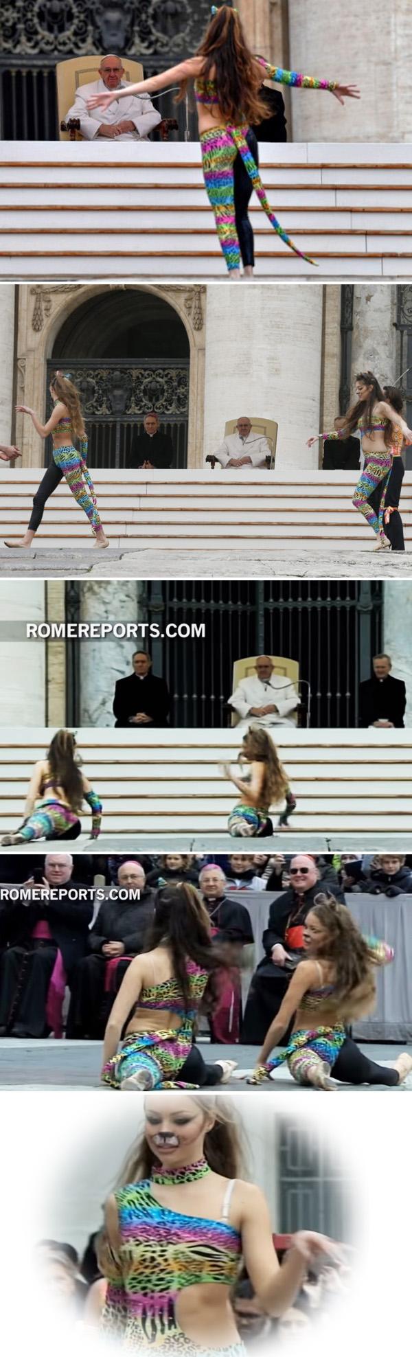 Gatitos del Papa -2