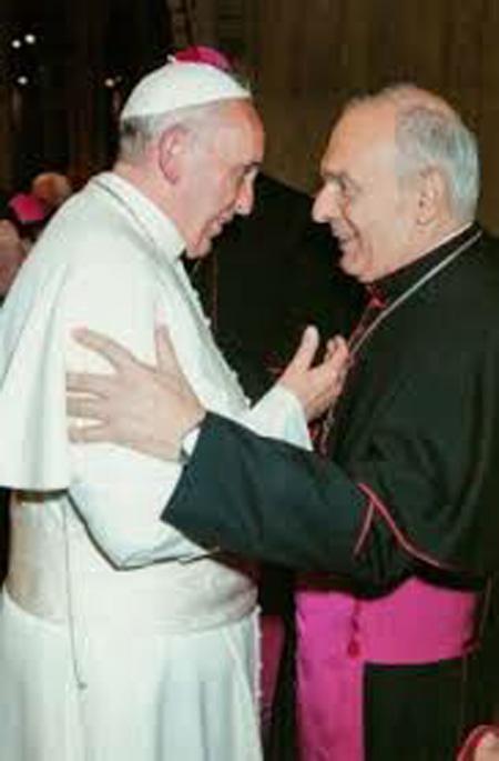 Obispo Massimo Camisasca