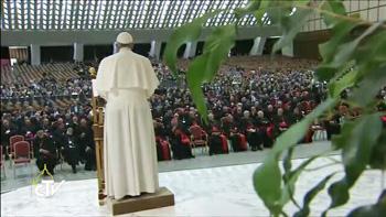 Francisco discurso el 50 aniversario del sínodo