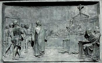 Sentencia Giordano Bruno
