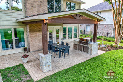 richmond patio cover with outdoor