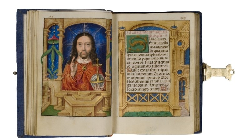 mediaval breviary
