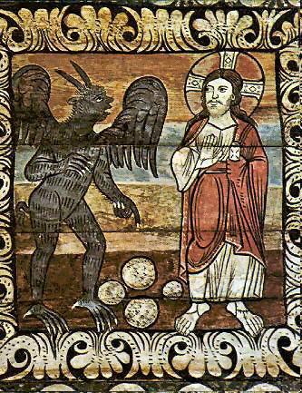 Versuchung-Christi