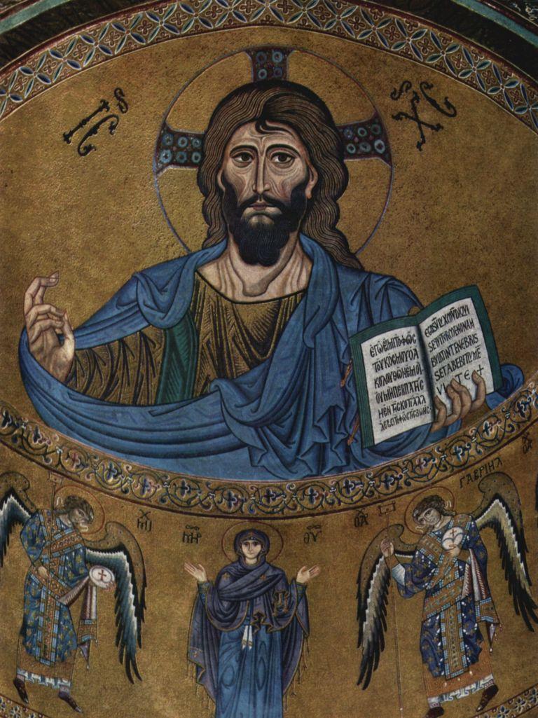Christus Pantokrator 3
